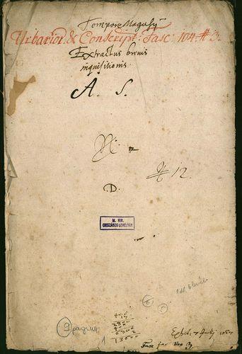 HU MNL OL E 156 - a. - Fasc. 104. - No. 003.
