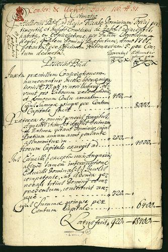 HU MNL OL E 156 - a. - Fasc. 106. - No. 051 / b.