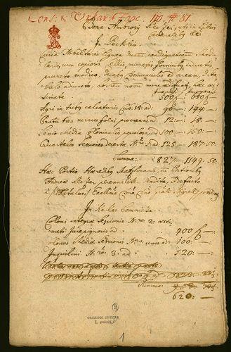 HU MNL OL E 156 - a. - Fasc. 110. - No. 081.
