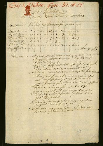 HU MNL OL E 156 - a. - Fasc. 112. - No. 051.