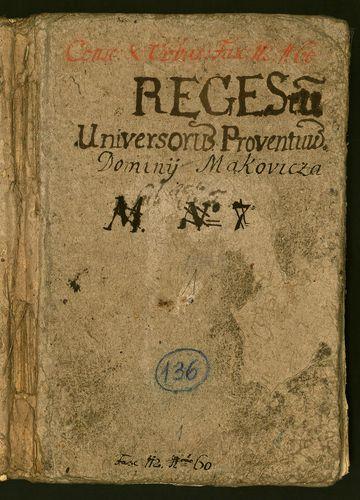 HU MNL OL E 156 - a. - Fasc. 112. - No. 060.
