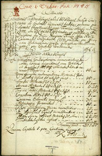 HU MNL OL E 156 - a. - Fasc. 114. - No. 015.