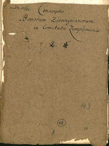 HU MNL OL E 156 - a. - Fasc. 115. - No. 013.