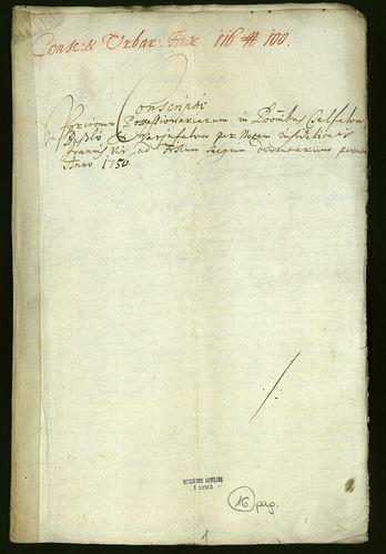 HU MNL OL E 156 - a. - Fasc. 116. - No. 100.