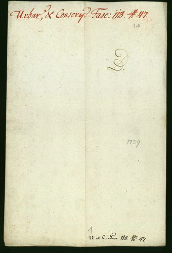 HU MNL OL E 156 - a. - Fasc. 118. - No. 047.