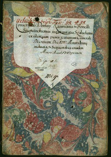 HU MNL OL E 156 - a. - Fasc. 118. - No. 048.