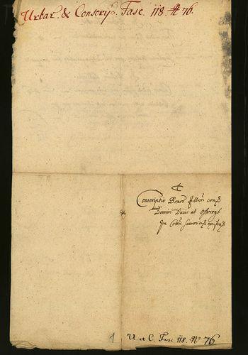 HU MNL OL E 156 - a. - Fasc. 118. - No. 076.