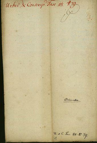 HU MNL OL E 156 - a. - Fasc. 118. - No. 079.
