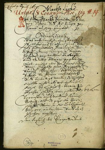 HU MNL OL E 156 - a. - Fasc. 119. - No. 019.