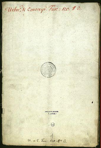 HU MNL OL E 156 - a. - Fasc. 120. - No. 002.