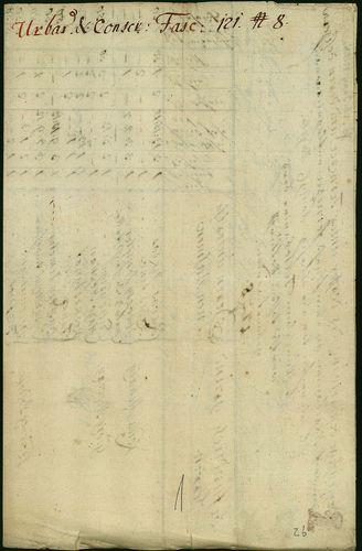 HU MNL OL E 156 - a. - Fasc. 121. - No. 008.