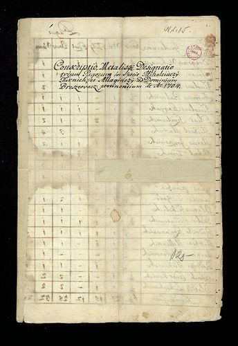 HU MNL OL E 156 - a. - Fasc. 127. - No. 015.