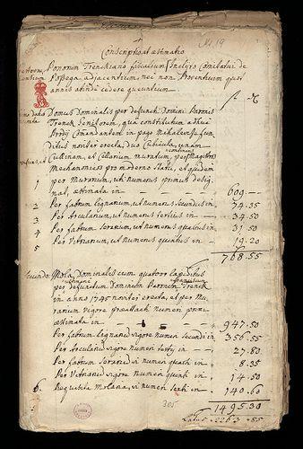 HU MNL OL E 156 - a. - Fasc. 127. - No. 019.