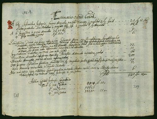 HU MNL OL E 156 - a. - Fasc. 129. - No. 009.