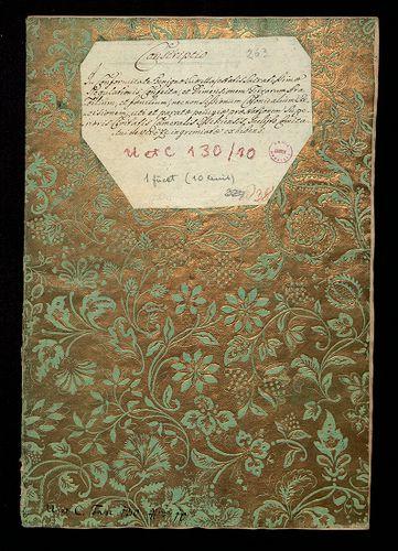 HU MNL OL E 156 - a. - Fasc. 130. - No. 010.