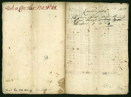 HU MNL OL E 156 - a. - Fasc. 130. - No. 028.