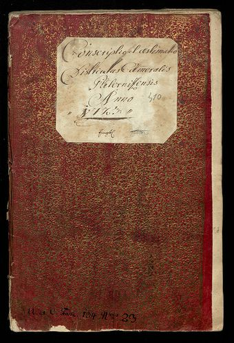 HU MNL OL E 156 - a. - Fasc. 134. - No. 023.
