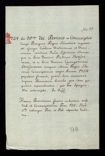 HU MNL OL E 156 - a. - Fasc. 135. - No. 010.