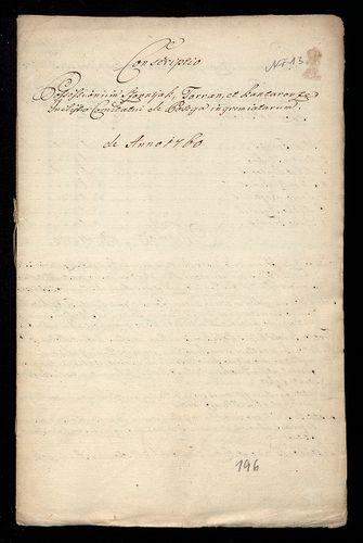 HU MNL OL E 156 - a. - Fasc. 135. - No. 013.