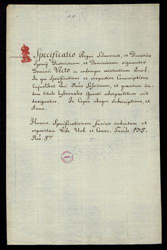 HU MNL OL E 156 - a. - Fasc. 138. - No. 011.