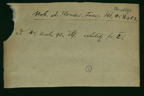 HU MNL OL E 156 - a. - Fasc. 141. - No. 002.