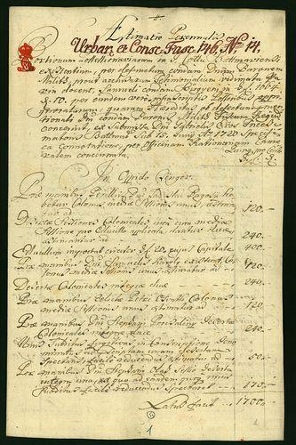 HU MNL OL E 156 - a. - Fasc. 146. - No. 014.