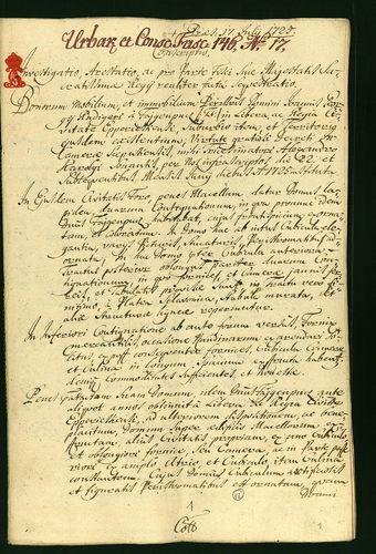 HU MNL OL E 156 - a. - Fasc. 146. - No. 017.