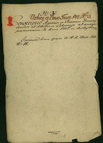 HU MNL OL E 156 - a. - Fasc. 147. - No. 003.