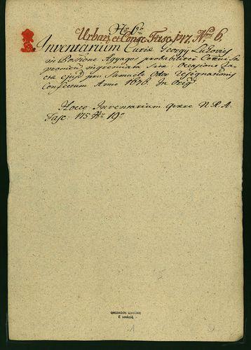 HU MNL OL E 156 - a. - Fasc. 147. - No. 006.