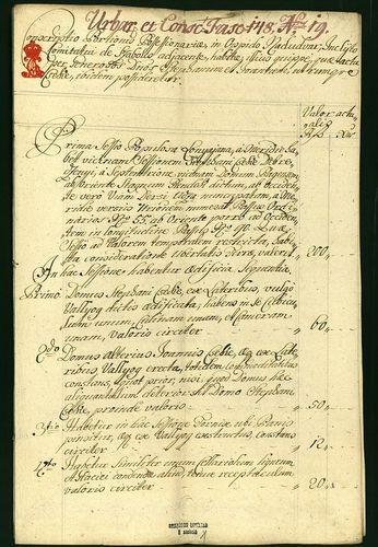 HU MNL OL E 156 - a. - Fasc. 148. - No. 019.