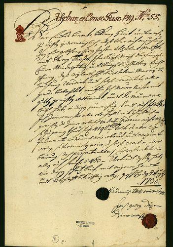 HU MNL OL E 156 - a. - Fasc. 149. - No. 055.