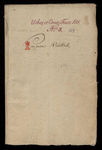 HU MNL OL E 156 - a. - Fasc. 150. - No. 008.