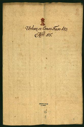 HU MNL OL E 156 - a. - Fasc. 153. - No. 085.
