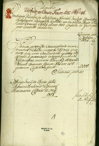 HU MNL OL E 156 - a. - Fasc. 155. - No. 041.