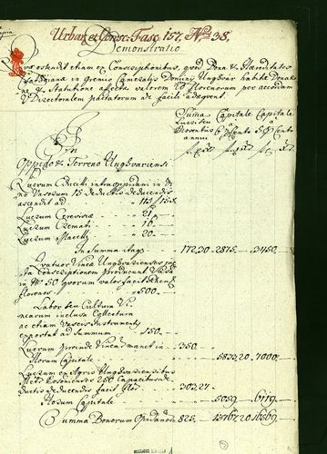 HU MNL OL E 156 - a. - Fasc. 157. - No. 038.
