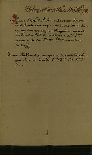 HU MNL OL E 156 - a. - Fasc. 160. - No. 019.