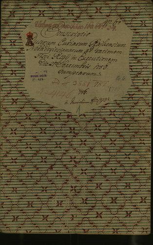 HU MNL OL E 156 - a. - Fasc. 160. - No. 034.