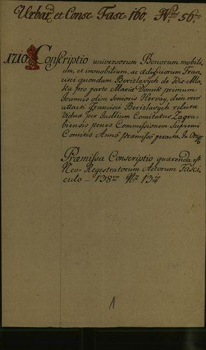 HU MNL OL E 156 - a. - Fasc. 160. - No. 056.