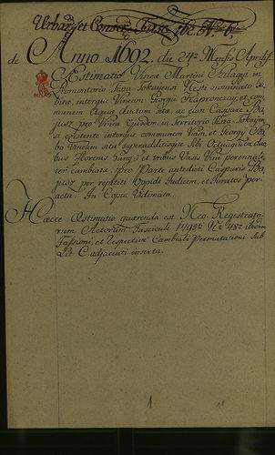 HU MNL OL E 156 - a. - Fasc. 162. - No. 006.