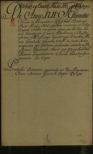 HU MNL OL E 156 - a. - Fasc. 162. - No. 017.