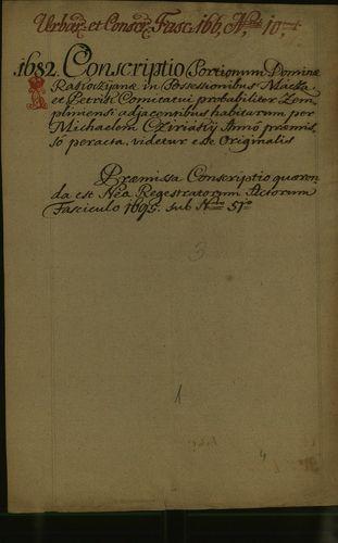 HU MNL OL E 156 - a. - Fasc. 166. - No. 010.