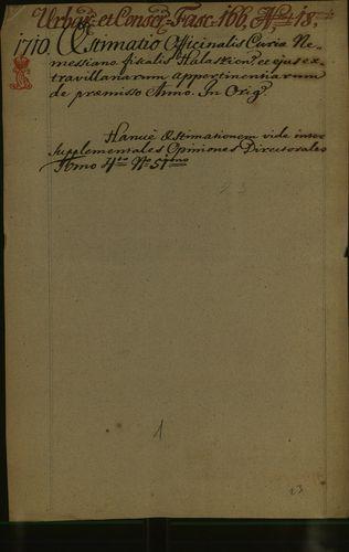 HU MNL OL E 156 - a. - Fasc. 166. - No. 018.
