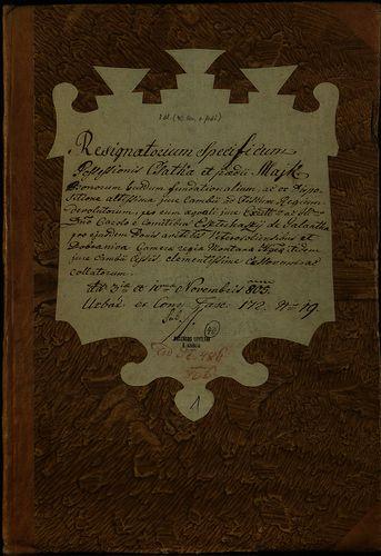 HU MNL OL E 156 - a. - Fasc. 172. - No. 019.