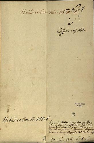 HU MNL OL E 156 - a. - Fasc. 176. - No. 004.