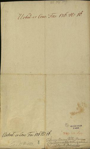 HU MNL OL E 156 - a. - Fasc. 176. - No. 016.