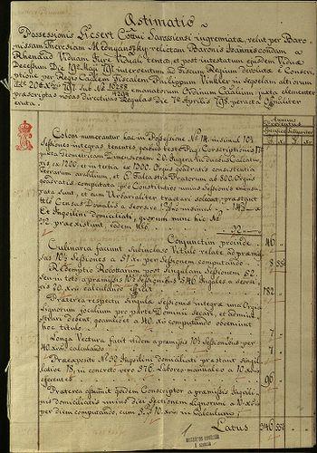 HU MNL OL E 156 - a. - Fasc. 176. - No. 019.