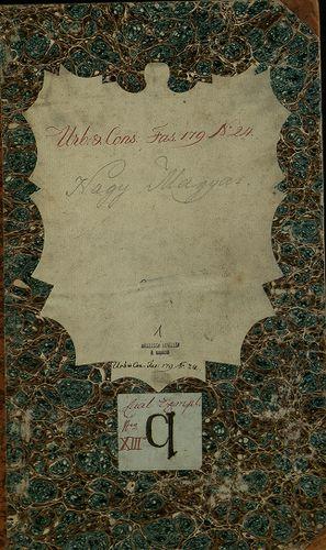 HU MNL OL E 156 - a. - Fasc. 179. - No. 024.