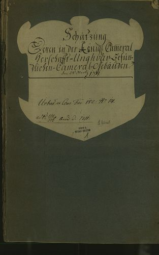 HU MNL OL E 156 - a. - Fasc. 182. - No. 014.