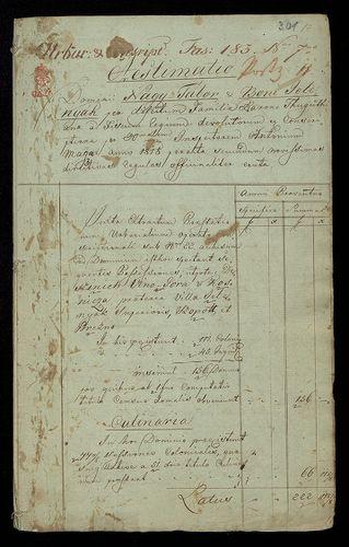 HU MNL OL E 156 - a. - Fasc. 183. - No. 007.
