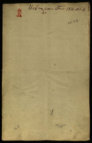 HU MNL OL E 156 - a. - Fasc. 184. - No. 011.